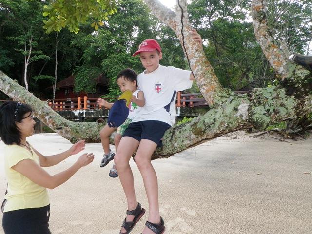 Parental involvement in raising positive, self confident and responsible children