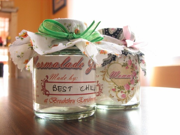 To Mothers with Love – Marmalade Jam (with recipe)