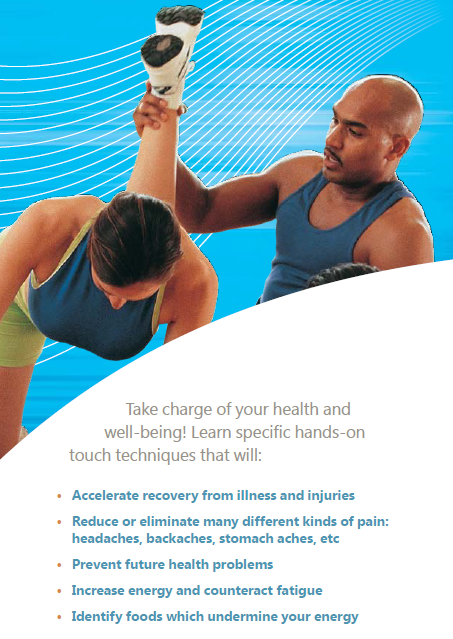 Knowing Touch for Health™
