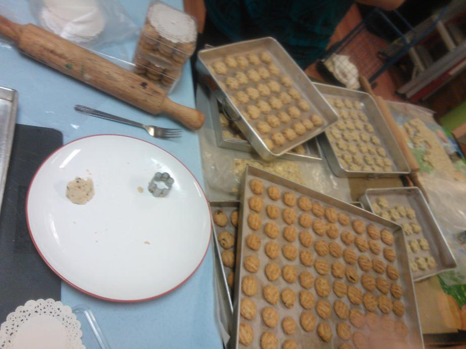 Chinese New Year Cookies for Sale! 1st Entreprenuership Project by BEST Children